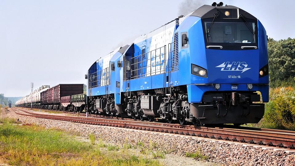 PKP LHS freight train, source: PKP LHS