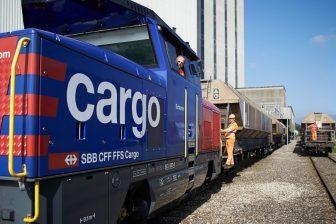 SBB Cargo, source: SBB
