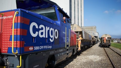 SBB Cargo, source: SBB