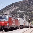 ROLA train of Rail Cargo Group