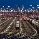 A marshalling yard in Berlin, picture: DB AG / Kai Michael Neuhold