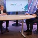 Luc Vansteenkiste as a guest in Spoorpro TV