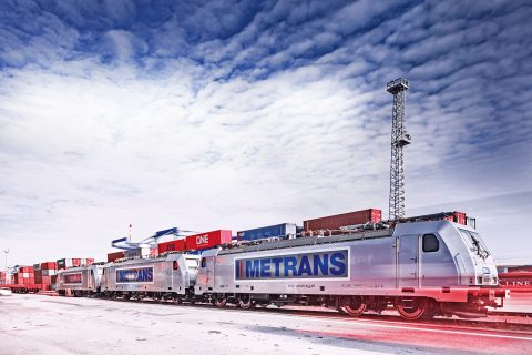 Metrans train